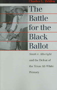 The Battle for the Black Ballot 0 9780700613403 0700613404