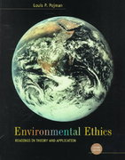 Environmental Ethics 2nd edition 9780534544690 053454469X