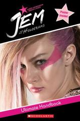 Jem and the Holograms Movie Handbook 1st Edition 9780545908818 0545908817
