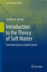 Introduction to the Theory of Soft Matter 1st Edition 9783319210537 331921053X