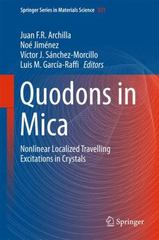 Quodons in Mica 1st Edition 9783319210445 3319210440