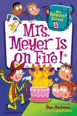 Mrs. Meyer Is on Fire! 1st Edition 9780062284327 0062284320