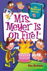 Mrs. Meyer Is on Fire! 1st Edition 9780062284303 0062284304