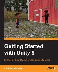 Getting Started with Unity 5 1st Edition 9781784398316 1784398314