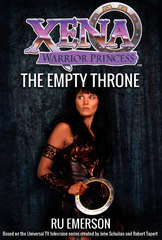 Xena Warrior Princess: The Empty Throne 1st Edition 9781443445443 1443445444