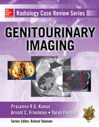 Radiology Case Review Series: Genitourinary Imaging 1st Edition 9780071823197 0071823190