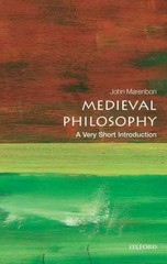Medieval Philosophy: A Very Short Introduction 1st Edition 9780191640124 0191640123