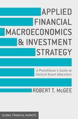 Applied Financial Macroeconomics and Investment Strategy 1st Edition 9781137401809 113740180X