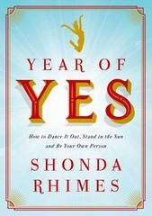 Year of Yes 1st Edition 9781476777092 1476777098
