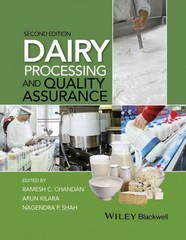 Dairy Processing and Quality Assurance 2nd Edition 9781118810316 1118810317