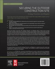 Securing the Outdoor Construction Site 1st Edition 9780128023839 012802383X