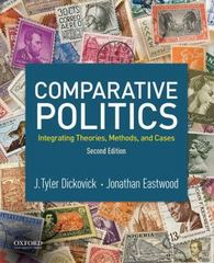 Comparative Politics 2nd Edition 9780190270995 0190270993