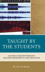 Taught by the Students 1st Edition 9781475813395 1475813392