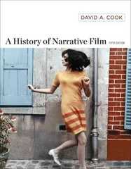 A History of Narrative Film 5th Edition 9780393920093 0393920097