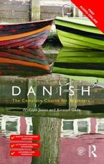 Colloquial Danish 2nd Edition 9781138957336 113895733X