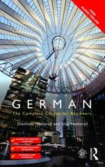Colloquial German 2nd Edition 9781317306641 1317306643