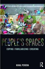 People's Spaces 1st Edition 9780415720298 041572029X