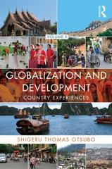 Globalization and Development Volume II 1st Edition 9781138781597 1138781592