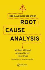 Medical Device Use Error 1st Edition 9781498705790 1498705790