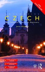 Colloquial Czech 3rd Edition 9781138950108 1138950106