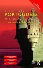 Colloquial Portuguese 2nd Edition 9781138960114 113896011X