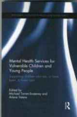 Mental Health Services for Vulnerable Children and Young People 1st Edition 9781138960169 1138960160