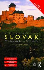 Colloquial Slovak 2nd Edition 9781138960206 1138960209