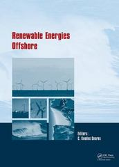 Renewable Energies Offshore 1st Edition 9781138028715 1138028711