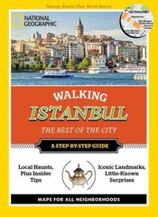 National Geographic Walking Istanbul 1st Edition 9781426216367 142621636X