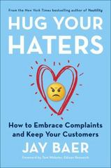 Hug Your Haters 1st Edition 9781101980675 1101980672