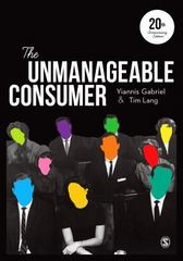 The Unmanageable Consumer 3rd Edition 9781446298527 1446298523