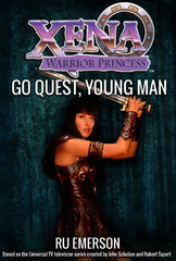 Xena Warrior Princess: Go Quest, Young Man 1st Edition 9781443445481 1443445487