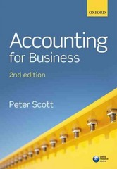 Accounting for Business 2nd Edition 9780198719861 0198719868