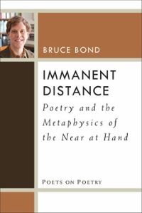Immanent Distance 1st Edition 9780472072835 0472072838