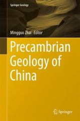 Precambrian Geology of China 1st Edition 9783662478851 3662478854