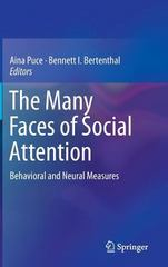 The Many Faces of Social Attention 1st Edition 9783319213682 3319213687