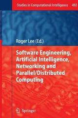 Software Engineering, Artificial Intelligence, Networking and Parallel/Distributed Computing 1st Edition 9783319032726 3319032720