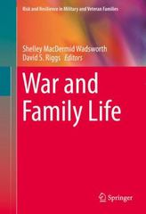 War and Family Life 1st Edition 9783319214887 3319214888