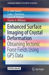 Enhanced Surface Imaging of Crustal Deformation 1st Edition 9783319215785 3319215787