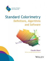 Standard Colorimetry 1st Edition 9781118894446 1118894448