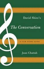 David Shire's the Conversation 1st Edition 9781442251632 1442251638