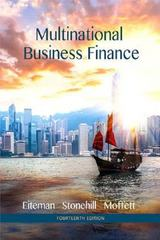 Multinational Business Finance 14th Edition 9780133880106 0133880109