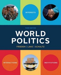 World Politics 3rd Edition 9780393938098 0393938093