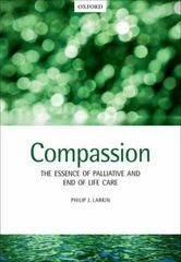 Compassion 1st Edition 9780198703310 0198703317