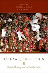 The Law of Possession 1st Edition 9780190275761 0190275766