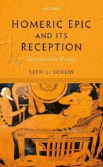 Homeric Epic and its Reception 1st Edition 9780191057854 0191057851