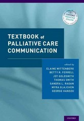 Textbook of Palliative Care Communicaiton 1st Edition 9780190201708 0190201703
