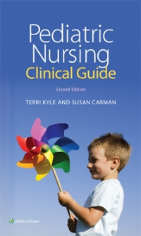 Pediatric Nursing Clinical Guide 2nd Edition 9781451192414 145119241X