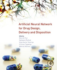 Artificial Neural Network for Drug Design, Delivery and Disposition 1st Edition 9780128017449 0128017449