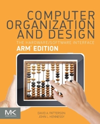 Computer Organization and Design 1st Edition 9780128018354 0128018356